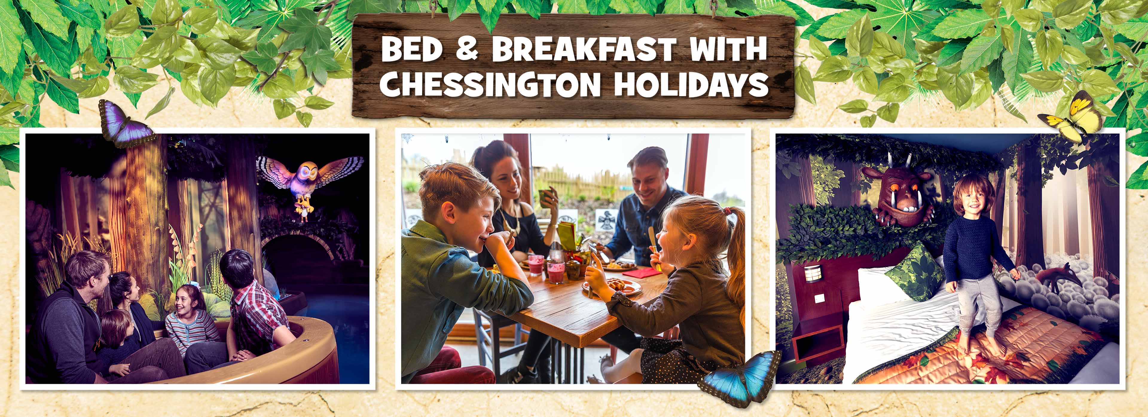 Bed and Breakfast Chessington Resort