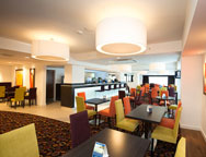 Birmingham Express By Holiday Inn Birmingham South Hotel Restaurant