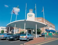 Birmingham Holiday Inn Ext