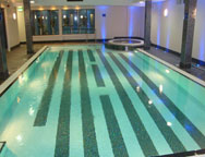 Birmingham Holiday Inn Hotel Swimming Pool