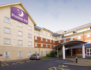 Birmingham Premier Inn Hotel Outside