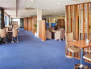 Cardiff Holiday Inn Express Hotel Restaurant