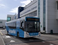 Cardiff Return Greet Time Saver By Airparks Bus