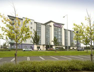 Dublin Premier Inn Hotel Outside 1