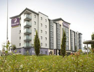 Dublin Premier Inn Hotel Outside
