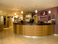 Dublin Premier Inn Hotel Reception