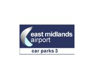 East Midlands East Midlands Long Stay Car Park 3 Logo