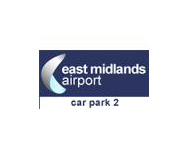 East Midlands East Midlands Long Stay Car Park 7 Logo