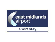 East Midlands East Midlands Short Stay Car Park Logo