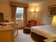 Edinburgh Hilton Double Room