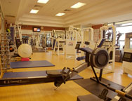 Edinburgh Hilton Gym