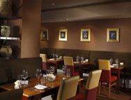 Edinburgh Marriott Hotel Restaurant