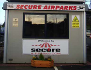 Edinburgh Secure Airparks Parking Building