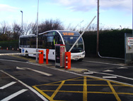Edinburgh Secure Airparks Parking Bus