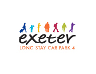 Exeter Exeter Long Stay Car Park 4 Parking Logo
