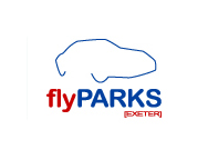 Exeter Flyparks Parking Logo