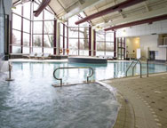 Gatwick Crowne Plaza Hotel Pool