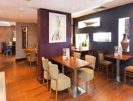Gatwick Premier Inn Royal Manor Hotel Restaurant