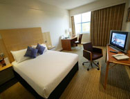 Gatwick Ramada Plaza Hotel Double Room