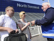 Gatwick Return Greet Time Saver By Airparks North