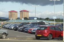 Glasgow Airparks Car Park1