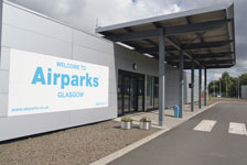 Glasgow Airparks Express Reception