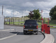 Glasgow Park And Ride Rapid Transfer By Airparks Barrier