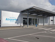 Glasgow Park And Ride Rapid Transfer By Airparks Front