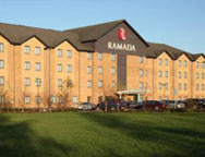 Glasgow Ramada dinner add-ons