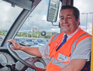 Glasgow Return Greet Time Saver By Airparks Busstaff