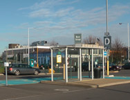 Heathrow Business Park Plus Bus Stop