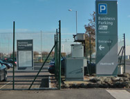 Heathrow Business Park Plus Entrance