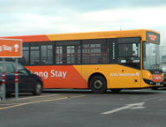 Heathrow Long Stay T5 Bus