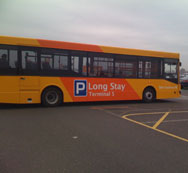 Heathrow Long Stay Terminal 5 Bus