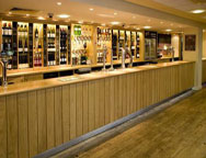 Heathrow Premier Inn Bar