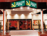 Heathrow airport Quality hotel