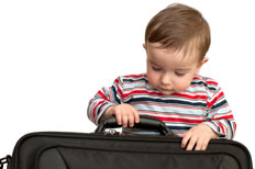 Baggage allowance for your baby