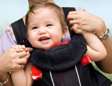 What to pack for your baby on holiday
