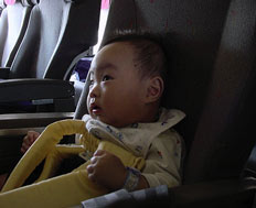 Is it safe for a baby to fly?