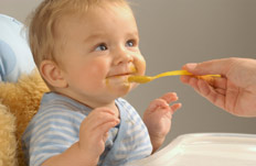 Feeding your baby at Gatwick airport