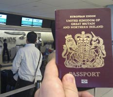 What travel documents do I need for my baby?
