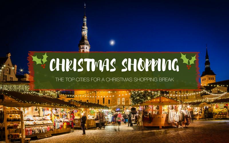 Best Christmas Shopping Breaks