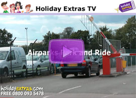 Gatwick Airparks Video