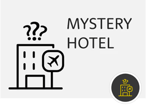 Mystery Airport Hotels - Deals
