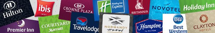 Airport Hotels Logos