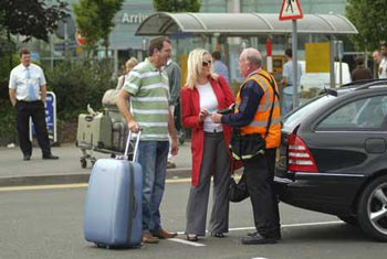 Birmingham airport valet parking
