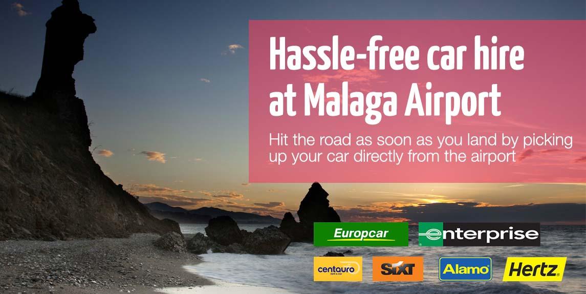 Car Hire Malaga Airport Compare cheap Airport rental deals