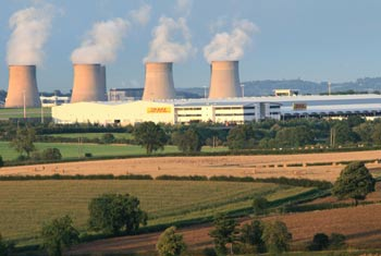 east midlands industrial