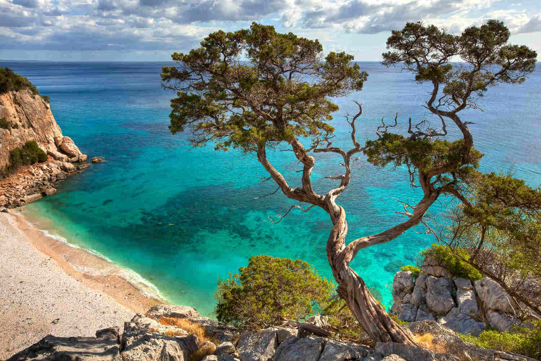 Sardiniens Küste