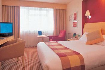 Birmingham Holiday Inn executive room